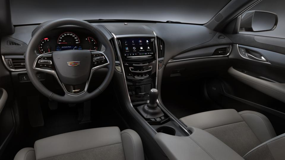 new 2018 cadillac ats v sedan from your st peters mo dealership bommarito cadillac. Black Bedroom Furniture Sets. Home Design Ideas