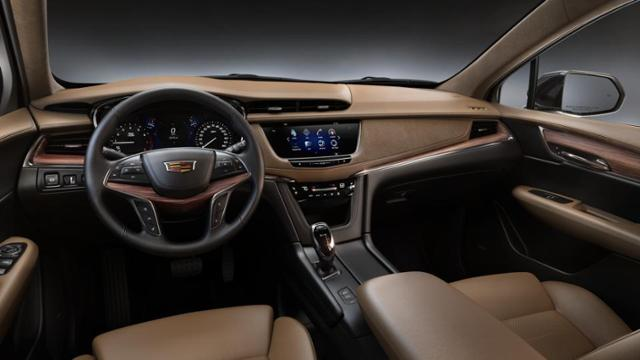 2018 cadillac xt5. unique xt5 interior photos and 2018 cadillac xt5