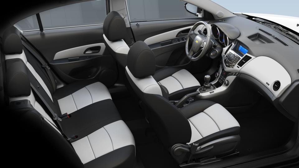 Used Black Granite Metallic 2014 Chevrolet Cruze Sedan Ls Manual For Sale Indianapolis In