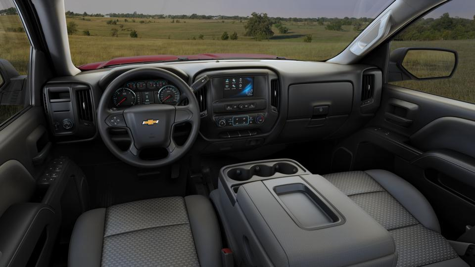 New 2017 Pepperdust Metallic Chevrolet Silverado 1500 Crew ...