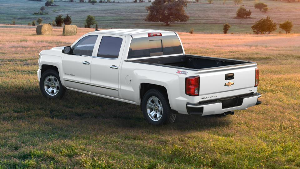 New 2017 Gaz Summit White Chevrolet Silverado 1500 Crew
