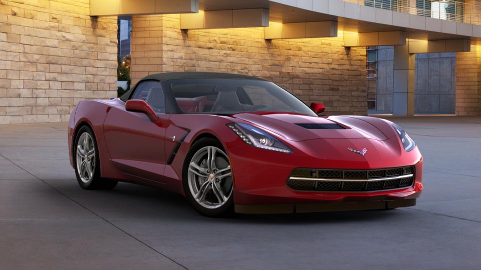 New Long Beach Red Metallic Tintcoat 2017 Chevrolet Corvette Stingray Convertible 2LT for Sale ...