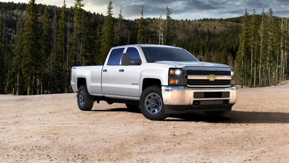 2017 new chevrolet silverado 3500hd crew cab long box 4 wheel drive work truck in summit white. Black Bedroom Furniture Sets. Home Design Ideas