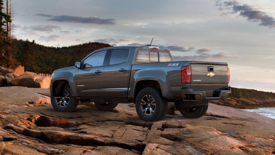 test drive this cyber gray metallic chevrolet colorado in blue ridge near morgantown t5297. Black Bedroom Furniture Sets. Home Design Ideas