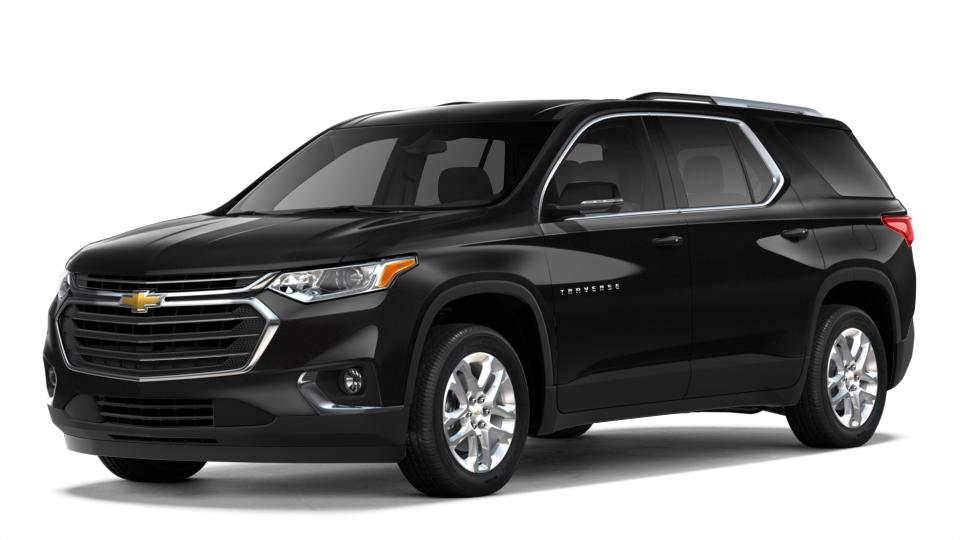 new suv 2018 mosaic black metallic chevrolet traverse awd 1lt for sale in new hampshire. Black Bedroom Furniture Sets. Home Design Ideas