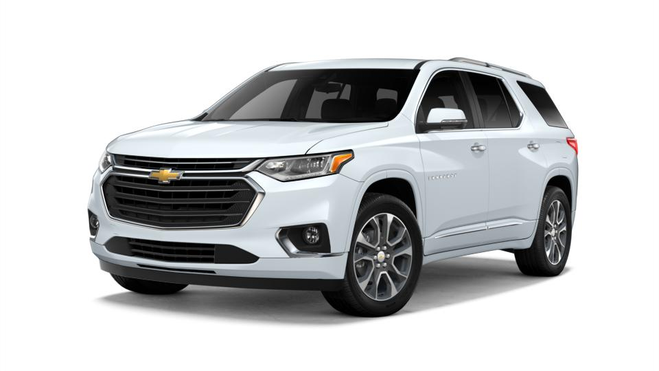 2018 Chevy Traverse Awd 1lz New Chevrolet In Knoxville Tn