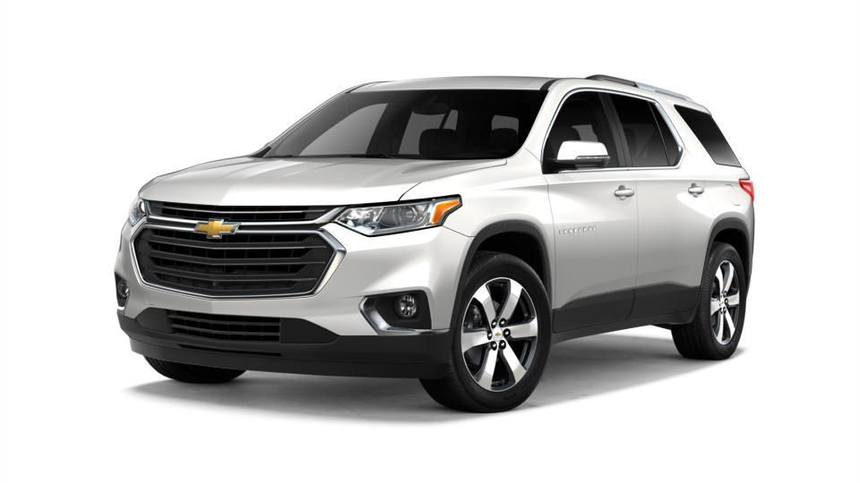 Jim Browne Chevy >> New Iridescent Pearl Tricoat 2018 Chevrolet Traverse FWD 3LT for Sale in Tampa, FL | Jim Browne ...