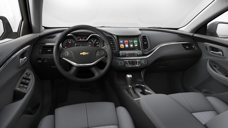 New Blue Velvet Metallic 2018 Chevrolet Impala LS for Sale Indianapolis, IN | Hubler Chevrolet ...