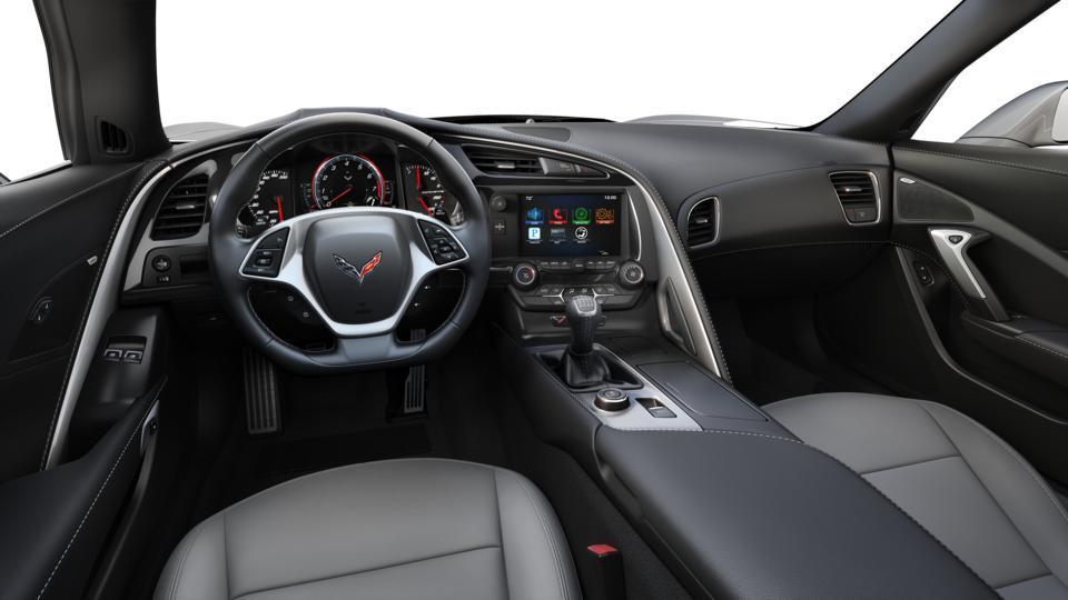 Tim Lally Chevrolet >> New 2018 Watkins Glen Gray Metallic Chevrolet Corvette Stingray Coupe 1LT For Sale in Ohio   C80137