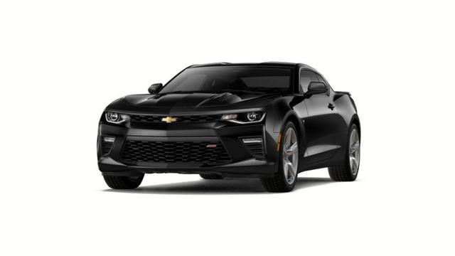 Seattle Black 2018 Chevrolet Camaro New Car For Sale C180257