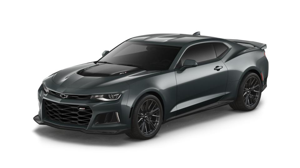 New Nightfall Gray Metallic 2018 Chevrolet Camaro 2dr Cpe