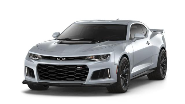 New Silver Ice 2018 Chevrolet Camaro for Sale in Thousand Oaks
