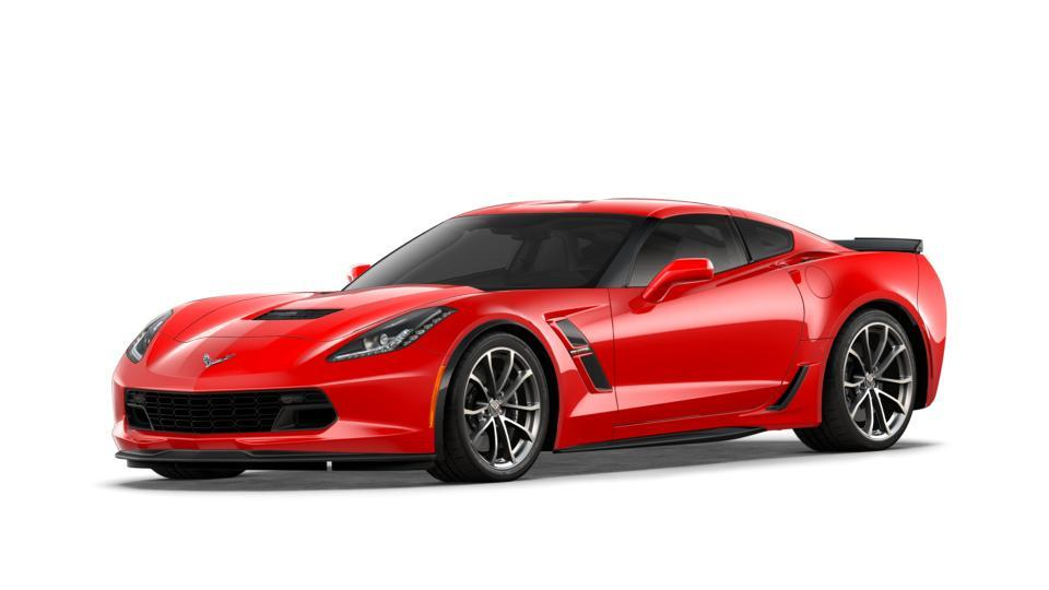 New Torch Red Red 2018 Chevrolet Corvette Grand Sport