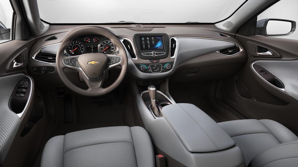 New 2018 Blue Velvet Metallic Chevrolet Malibu 1lt For