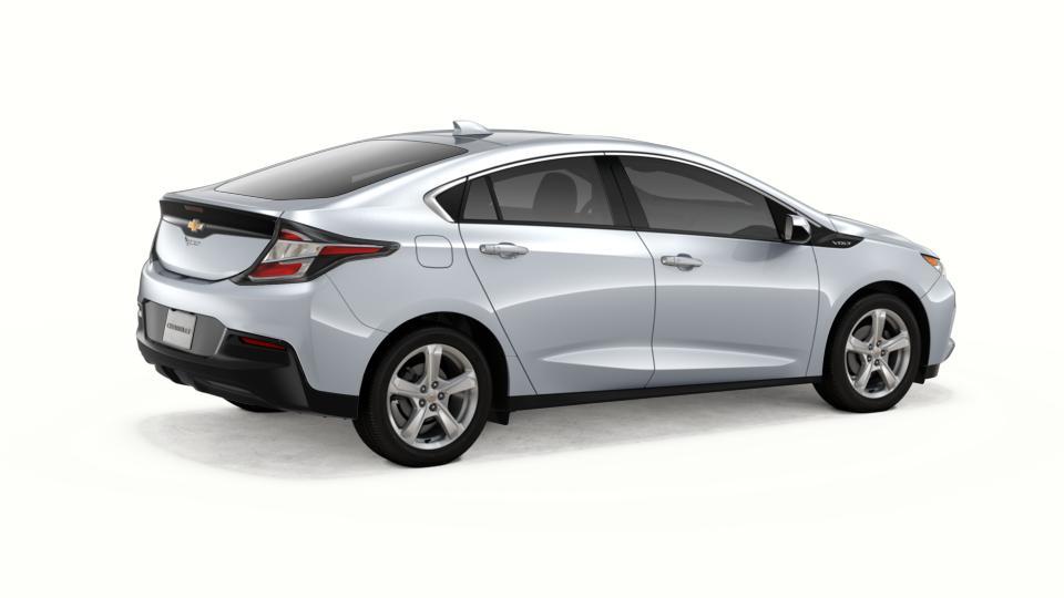 New Silver Ice Metallic 2018 Chevrolet Volt Ashland Car