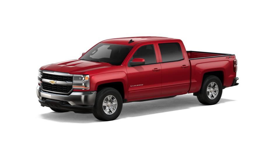 Cajun Red Tintcoat 2018 Chevrolet Silverado 1500 New Truck For Sale In Worthington 180047