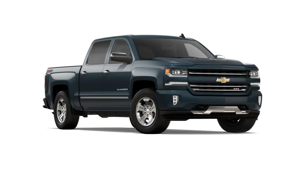 Dealer Near Me >> 2018 Chevrolet Silverado 1500 in Dawsonville - Gray New Truck for Sale - T182020