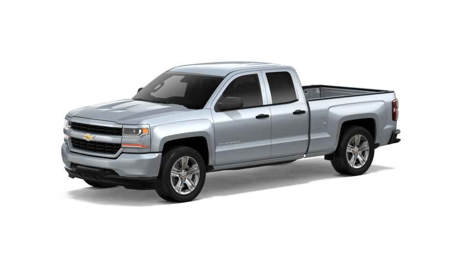 Winshield Repair Cost >> New 2018 Chevrolet Silverado 1500 Double Cab Standard Box 2-Wheel Drive Custom Truck for sale in ...