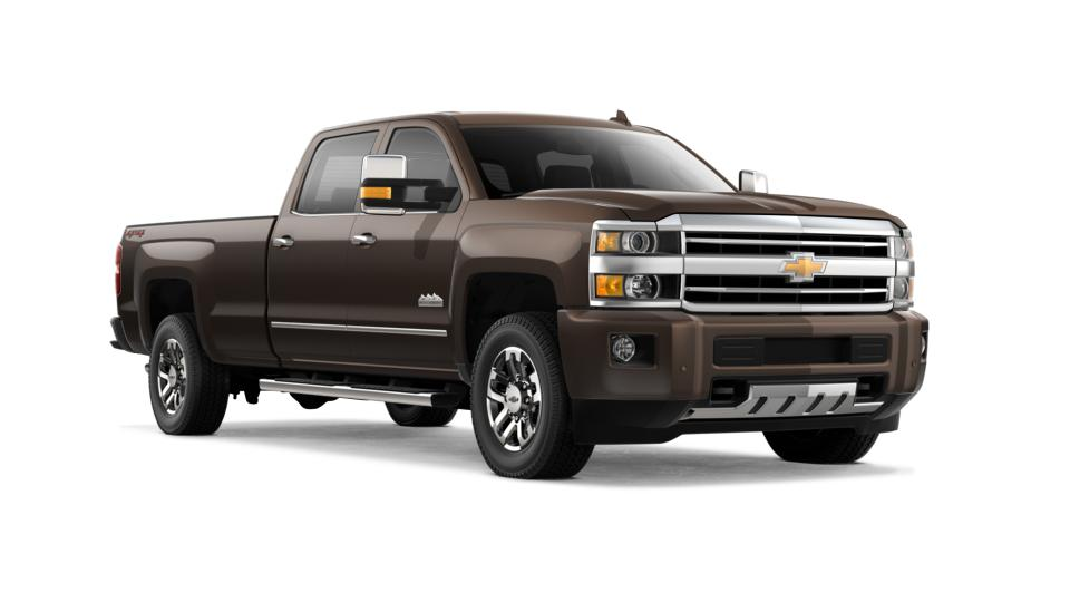 Chevrolet Silverado 3500hd Seattle >> New 2018 Havana Metallic Chevrolet Silverado 3500HD Crew Cab Long Box 4-Wheel Drive High Country ...