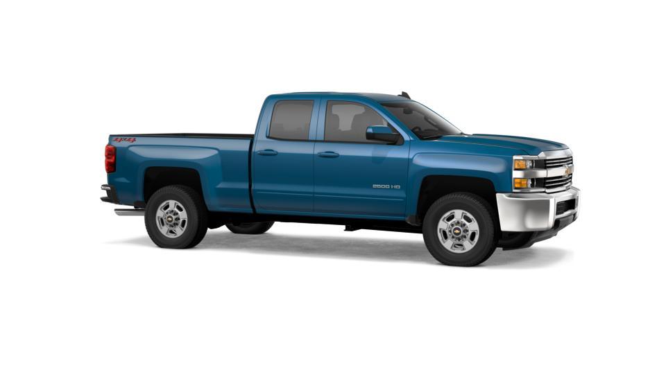 New 2018 Deep Ocean Blue Chevrolet Silverado 2500hd Double
