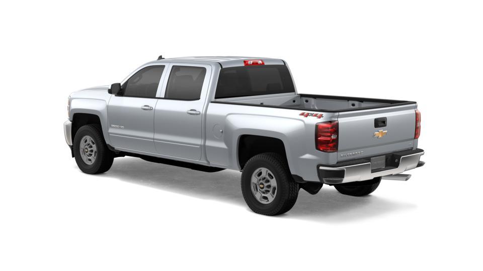2018 Chevrolet Silverado 2500HD in Dawsonville - Silver New Truck for Sale - T182057
