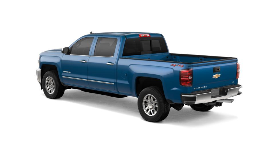 2018 Chevrolet Silverado 2500hd For Sale In Houston