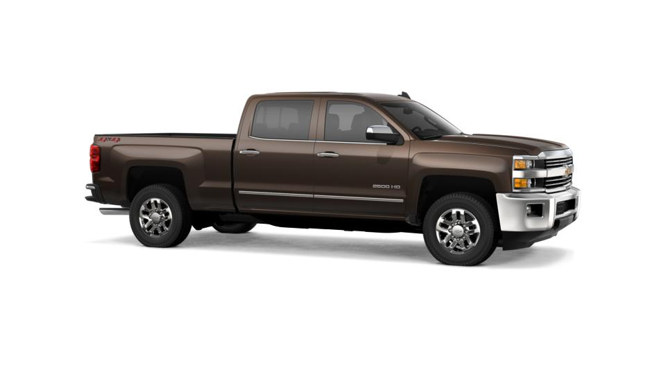 Havana Metallic 2018 Chevrolet Silverado 2500hd New Truck
