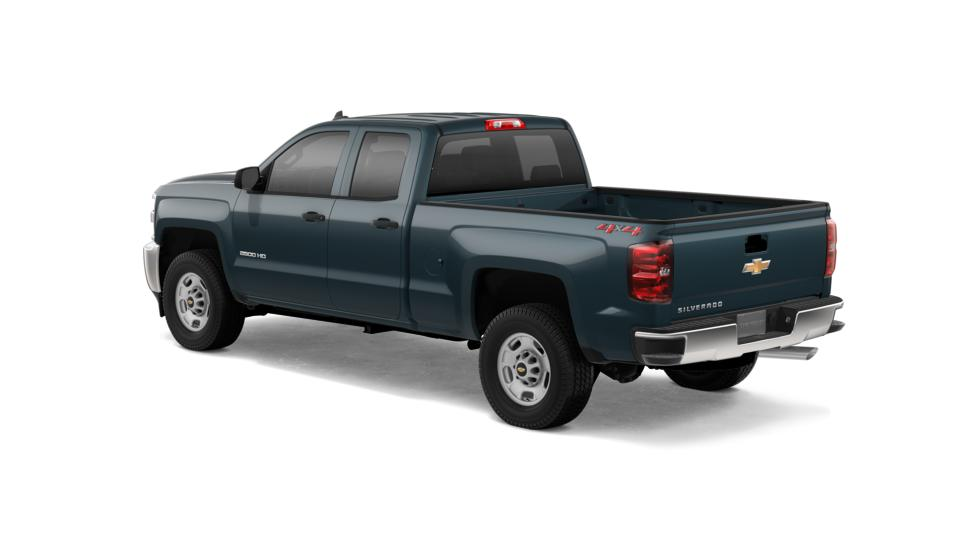 New 2018 Chevrolet Silverado 2500HD Double Cab Standard ...