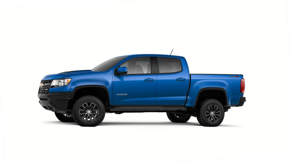 2018 Chevrolet Colorado Near Springfield At Leman S Chevy