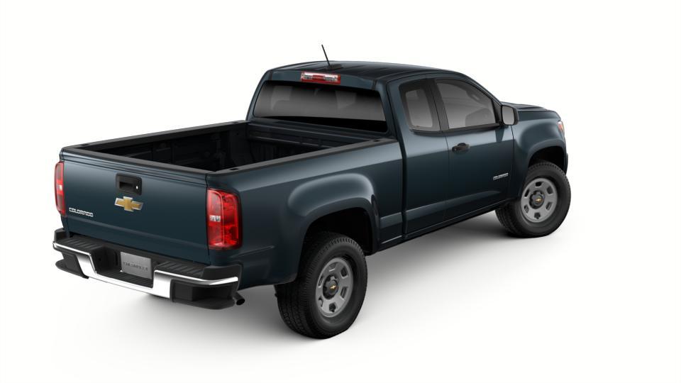 New Graphite Metallic Gray 2018 Chevrolet Colorado ...