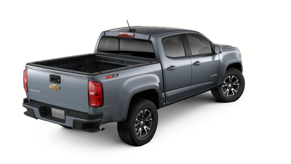 st louis satin steel gray metallic 2018 chevrolet colorado new truck for sale 180104. Black Bedroom Furniture Sets. Home Design Ideas