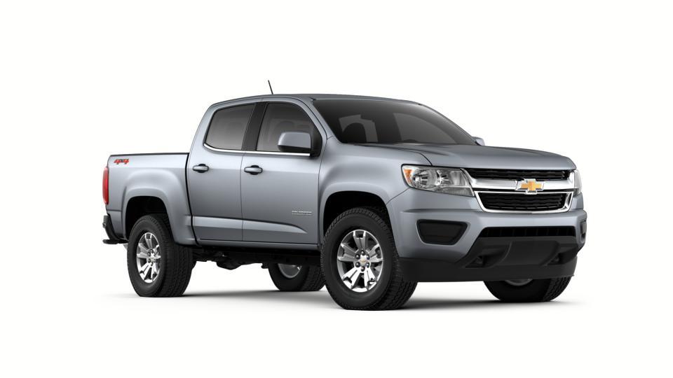 new 2018 Silver Ice Metallic Chevrolet Colorado For Sale ...