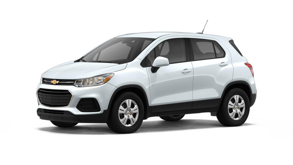 2018 Chevrolet Trax New Summit White Suv for Sale in