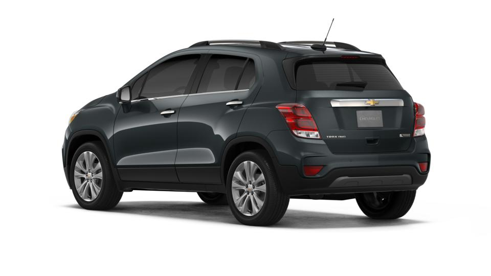 New 2018 Nightfall Gray Chevrolet Trax Awd 4dr Premier For