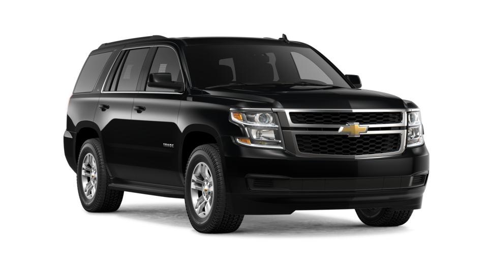 Flex Fuel Vehicles >> Chesapeake Black 2018 Chevrolet Tahoe: New Suv for Sale - 18C02670