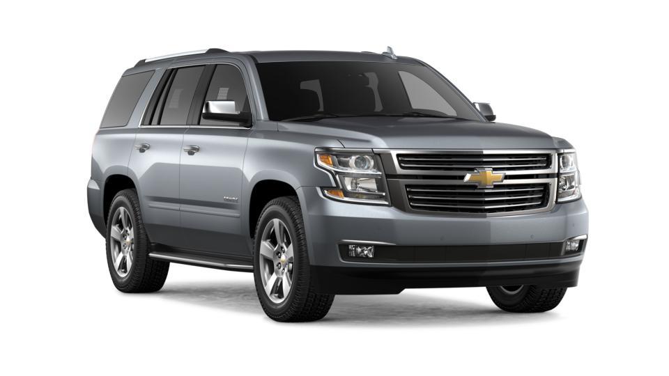 New 2018 Satin Steel Metallic Chevrolet Tahoe 2wd Premier