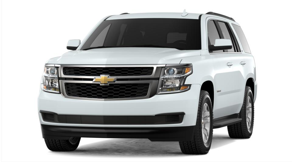 New 2018 Summit White Chevrolet Tahoe 2wd Lt For Sale In