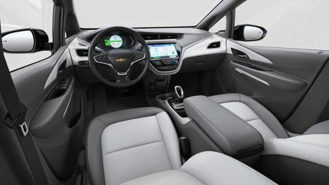 New Chevrolet Bolt Ev From Your Lindsay On Dealership Boyer