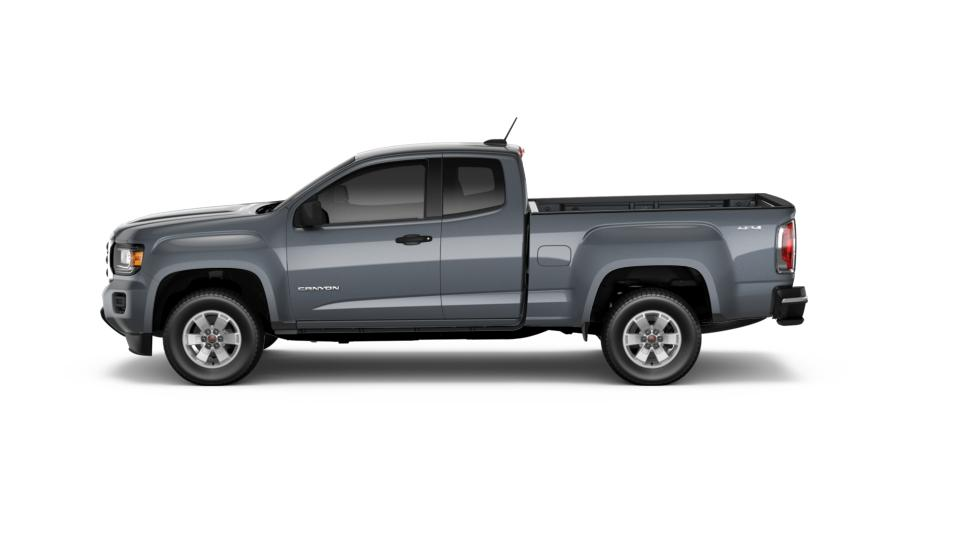 Buick Accessories Springfield >> North Springfield Cyber Gray Metallic 2017 GMC Canyon: New Truck for Sale - ST171227
