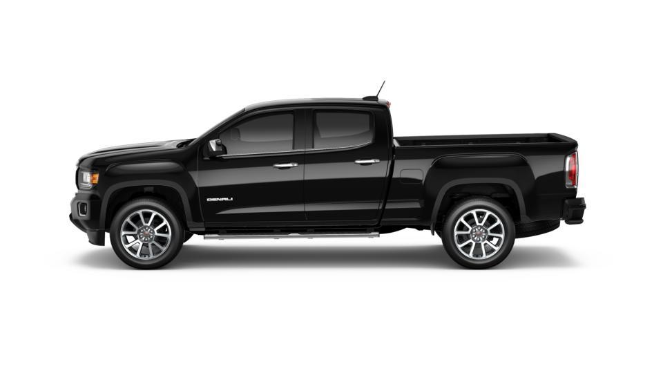 new 2017 black gmc canyon crew cab long box 4 wheel drive denali for sale in glenwood springs. Black Bedroom Furniture Sets. Home Design Ideas
