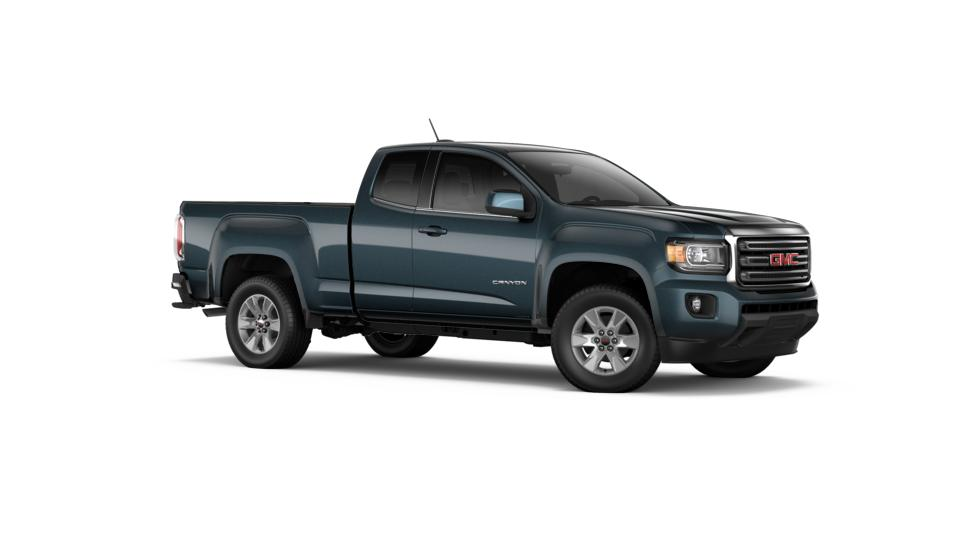 2017 gmc canyon extended cab long box 2 wheel drive sle dade city new gmc for sale skug70768. Black Bedroom Furniture Sets. Home Design Ideas