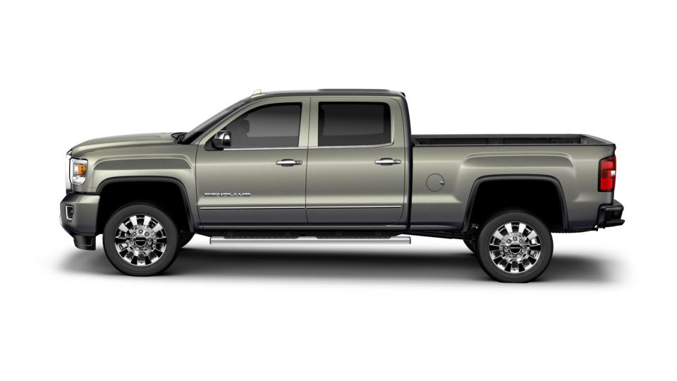 Columbia Mineral Metallic 2018 Gmc Sierra 2500hd New Truck For Sale 24921