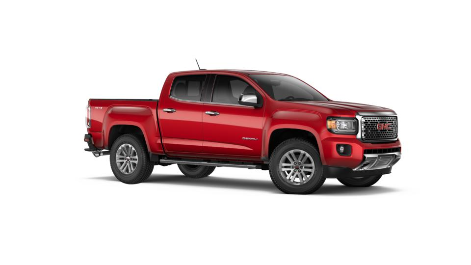 Tampa Red Quartz Tintcoat 2018 Gmc Canyon New Truck For