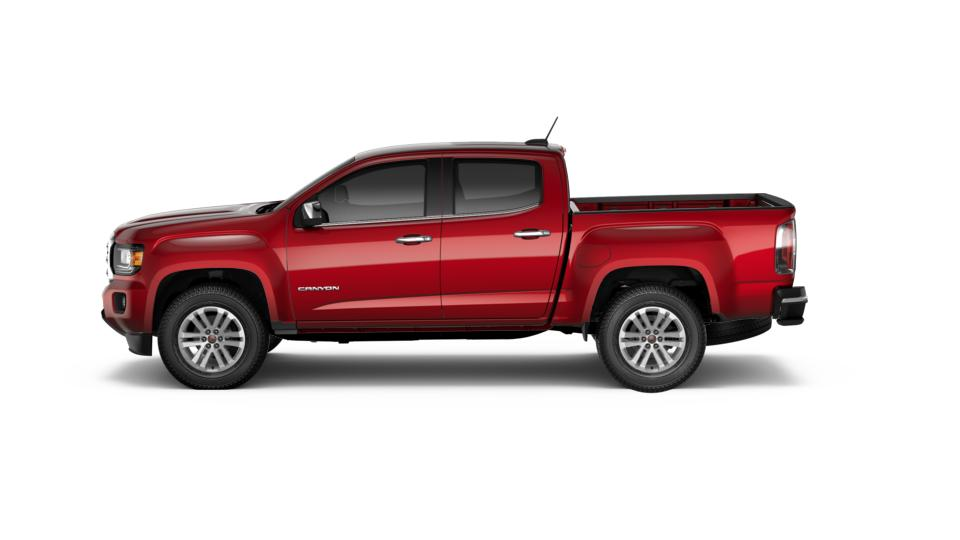 Orr Cadillac Accessories >> Red Quartz Tintcoat 2018 GMC Canyon | Longview New Truck for Sale - J1105501