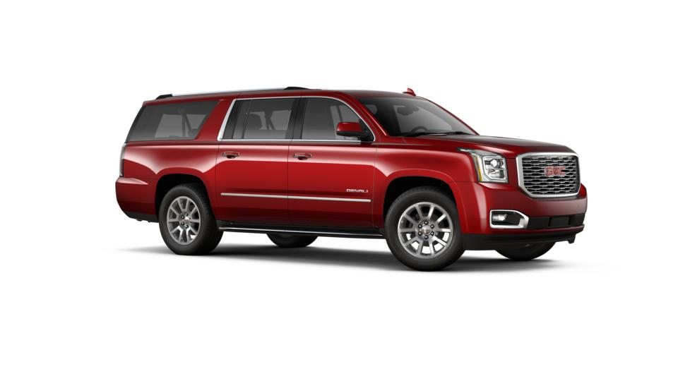 New 2018 Gmc Yukon Xl Crimson Red Suv For Sale In Tyler