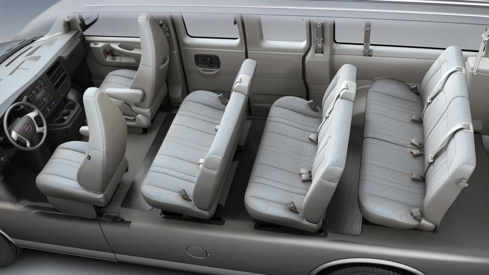 gmc savana 2016 interior