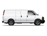 Chevrolet Express Cargo Van for sale in North Richland Hills TX