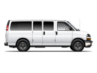 Chevrolet Express Passenger for sale in North Richland Hills TX