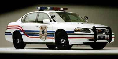 Tappahannock 2004 Chevrolet Impala Police Pkg Vehicles For Sale