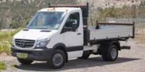 """2016 Sprinter Chassis-Cabs 2WD Reg Cab 144"""" WB"""